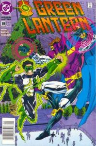 Green Lantern (1990 series) #59, NM- (Stock photo)