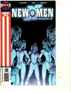 Lot of 12 Comics New X-Men # 17 18 19 20 21 23 24 25 26 28 29 30 J391