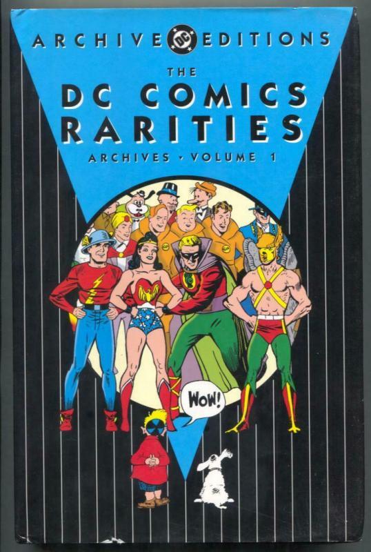 DC Comic Rarities Archive Edition 1 hardcover