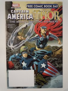 Free Comic Book Day 2011 (Thor the Mighty Avenger) #1 (2011)