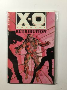 X-O Manowar Retribution Tpb Sc Softcover Near Mint Nm Valiant