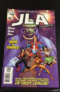 JLA: Classified #22 (2006)
