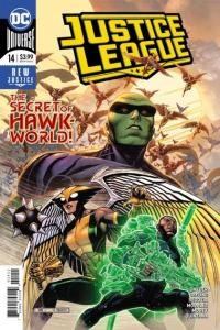 Justice League (2018 series) #14, NM- (Stock photo)