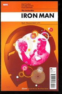 Invincible Iron Man #20 (2010)