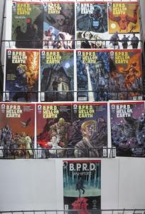 B.P.R.D. Collection! 13 books! Hell on Earth, Vampries! VF-NM Mike Mignola