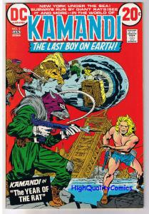 KAMANDI #2, VF, Jack Kirby, Year of the Rat, 1972, more in store, more in store