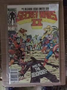 Secret Wars II. #