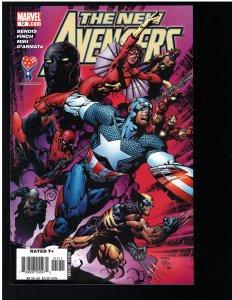 New Avengers #12  (Marvel, 2005)