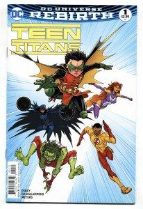 TEEN TITANS #1 2016-comic book-Rebirth-First issue NM-