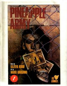 12 Comic Books Pineapple Army #1 2 3 3 4 5 6 7 8 9 10, Out of this World #5 JF20