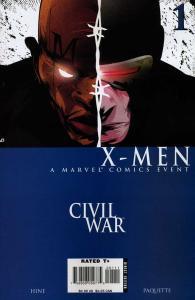 CIVIL WAR X MEN (2006) 1-4  complete CIVIL WAR tie-in