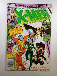 The Uncanny X-Men #171 (1983) FN+
