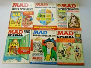 MAD Magazine Super Specials Lot From #5-23 14 Different (1971-1977)