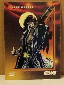 1992 Marvel Universe #53 Nomad