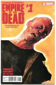 EMPIRE of the DEAD #1 2 3 4 5, NM, George Romero, Zombies, 2014, Vampires, 1-5