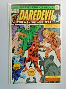 Daredevil #123 1st Series 6.0 FN (1975)
