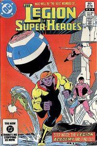 Legion of Super-Heroes (1980 series) #304, VF+ (Stock photo)