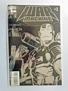 War Machine #1 Direct 6.0 FN (1994)