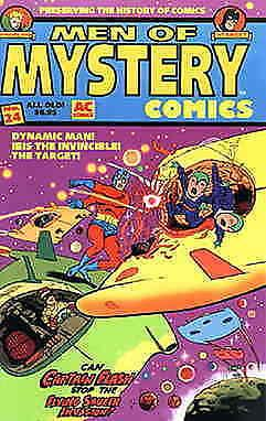 Men of Mystery #24 VF/NM; AC | save on shipping - details inside