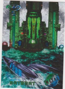 1995 Batman Forever Metal #13 Batboat