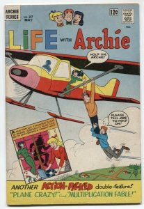 Life With Archie #37 1965-Betty & Veronica- VG-