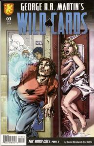 Wild Cards: The Hard Call (George R.R. Martin's…) #3 VF/NM; Dabel Brothers | sav