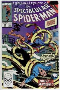 SPECTACULAR SPIDER-MAN #146, NM, Inferno, Buscema, more in store