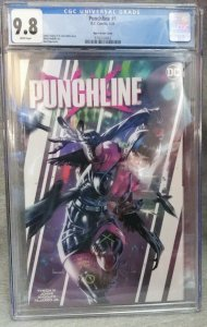 Punchline Special #1 CGC 9.8 Ngu Variant Cover
