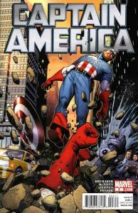 CAPTAIN AMERICA (2011 MARVEL) #3 NM- A66703