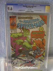 AMAZING SPIDER-MAN 312, NM+, Green Goblin, Movie, CGC = 9.6, more in store