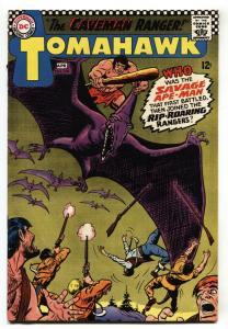 Tomahawk Comics #109 1967- DC Western Silver Age- VG-