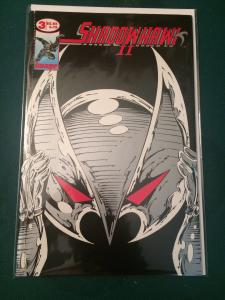 Shadowhawk II #3 perforated foldable cover