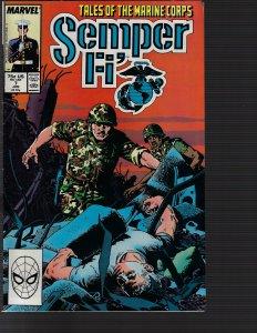 Semper Fi' #7 (Marvel, 1988)