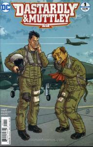 Dastardly & Muttley #1 VF/NM; DC | save on shipping - details inside