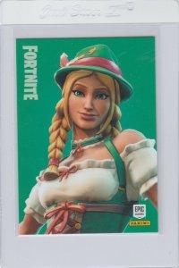 Fortnite Heidi 220 Epic Outfit Panini 2019 trading card series 1