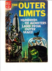 Outer Limits, The #3 (Sep-64) VG/FN Mid-Grade