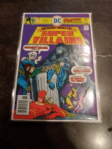 Secret Society of Super-Villains #1 (1976)
