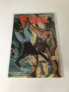 Doc Savage 2 Nm Near Mint DC Comics