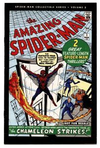 Amazing Spider-Man #1 collectible series comic book 2006 -1st SPIDER-MAN