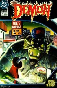 Demon (1990 series) #30, NM- (Stock photo)