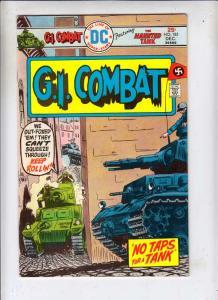 G.I. Combat #185 (Dec-75) VF High-Grade The Haunted Tank