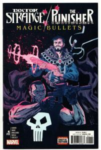 Doctor Strange Punisher Magic Bullets #1 (Marvel, 2017) VF/NM