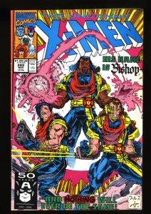 X-Men #282 FN 6.0 1st Bishop!