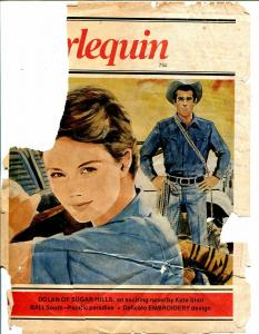 Harlequin 6/1978-romantic pulp fiction-based on paperback books-P/FR