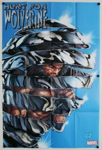 Hunt for Wolverine 2018 Folded Promo Poster [P46] (36 x 24) - New!