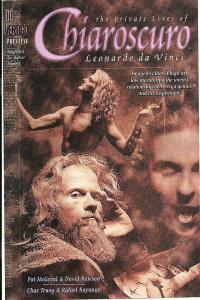 Chiaroscuro: The Private Lives of Leonardo Da Vinci Preview #1, VF+ (Stock ph...