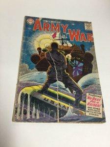 Our Army At War 55 Fr/Gd Fair/Good 1.5 DC Comics Silver Age