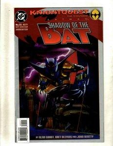 12 Batman Shadow of the Bat Comics #25 26 27 28 29 30 31 0 32 33 34 35 GK58
