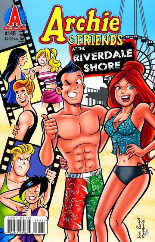 Archie and Friends #145 VF/NM; Archie | save on shipping - details inside