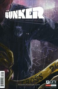 Bunker, The (Oni) #16 VF/NM; Oni Press   save on shipping - details inside